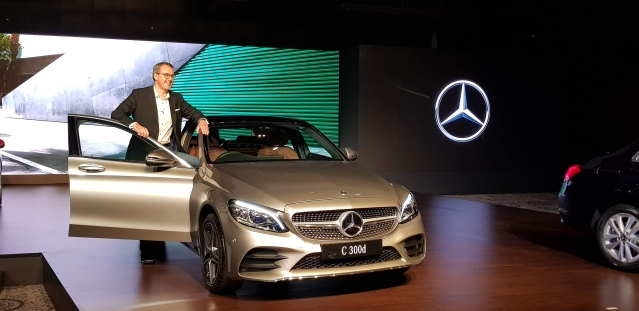 2018 Mercedes Benz C Class Launched Prices Start At Rs 40 Lakh