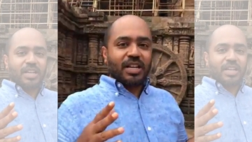 Security analyst Abhijit Iyer-Mitra was arrested by the Delhi police on Thursday, 20 September, for allegedly making derogatory remarks on the Sun Temple at Konark in Odisha.