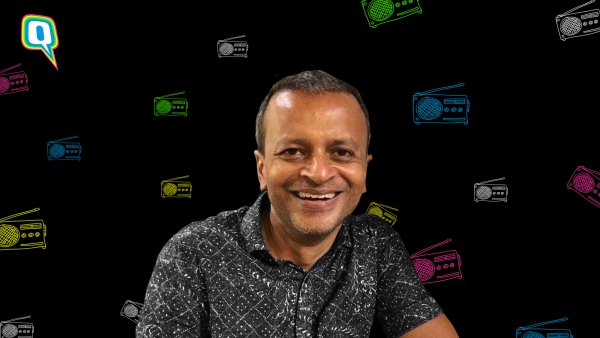 "Sandip Roy, radio host and novelist says, ""So many of us bear the scars of not fitting in"""