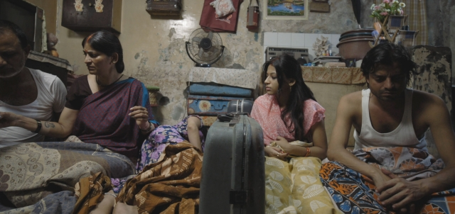 A still from <i>Love and Shukla</i>.