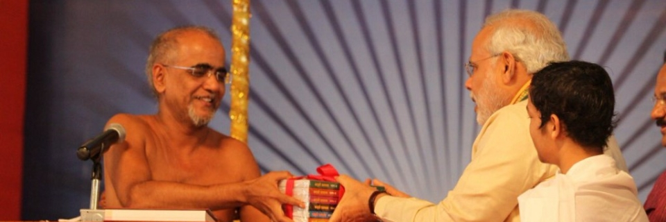 Jain Monk Tarun Sagar Passes Away, Modi Expresses