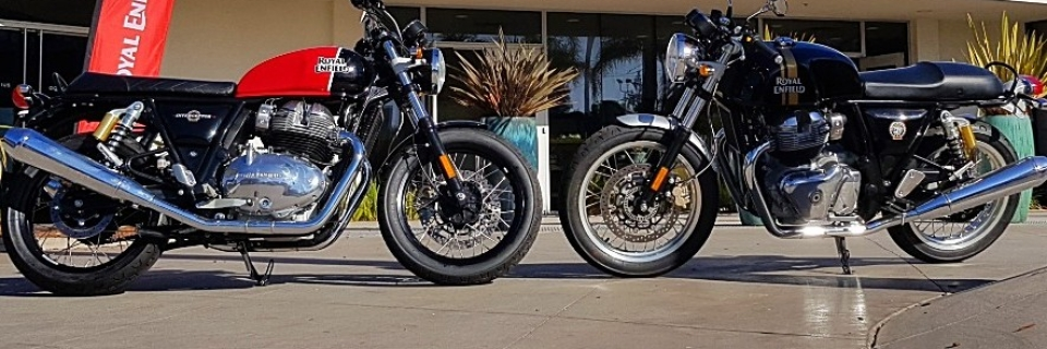 In Photos Royal Enfield 650 Twins Specs Revealed At Global Ride