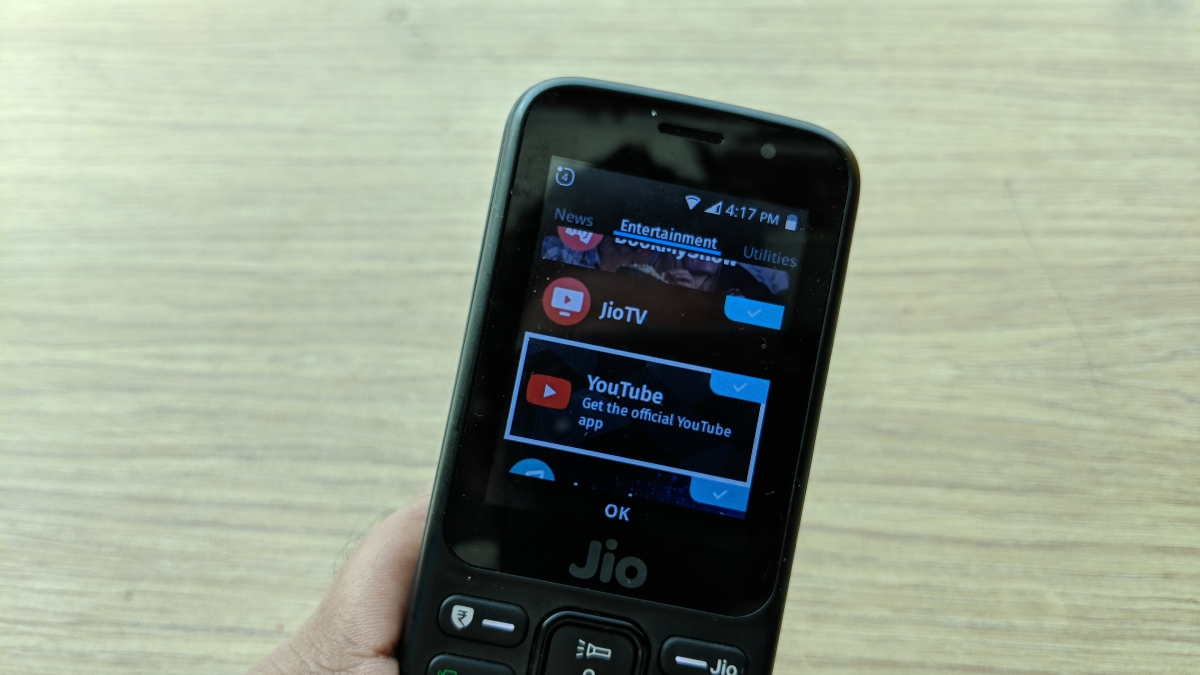 1402220ac62e YouTube Comes to Reliance JioPhone After WhatsApp - The Quint