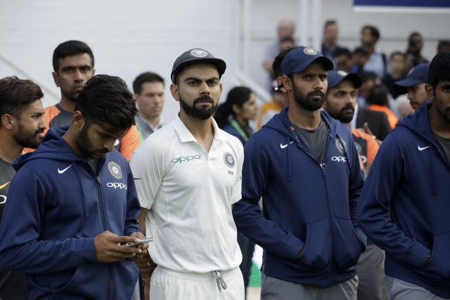 Virat Kohli's Indian cricket team lost the recently concluded Test series in England with a 4-1 scoreline.