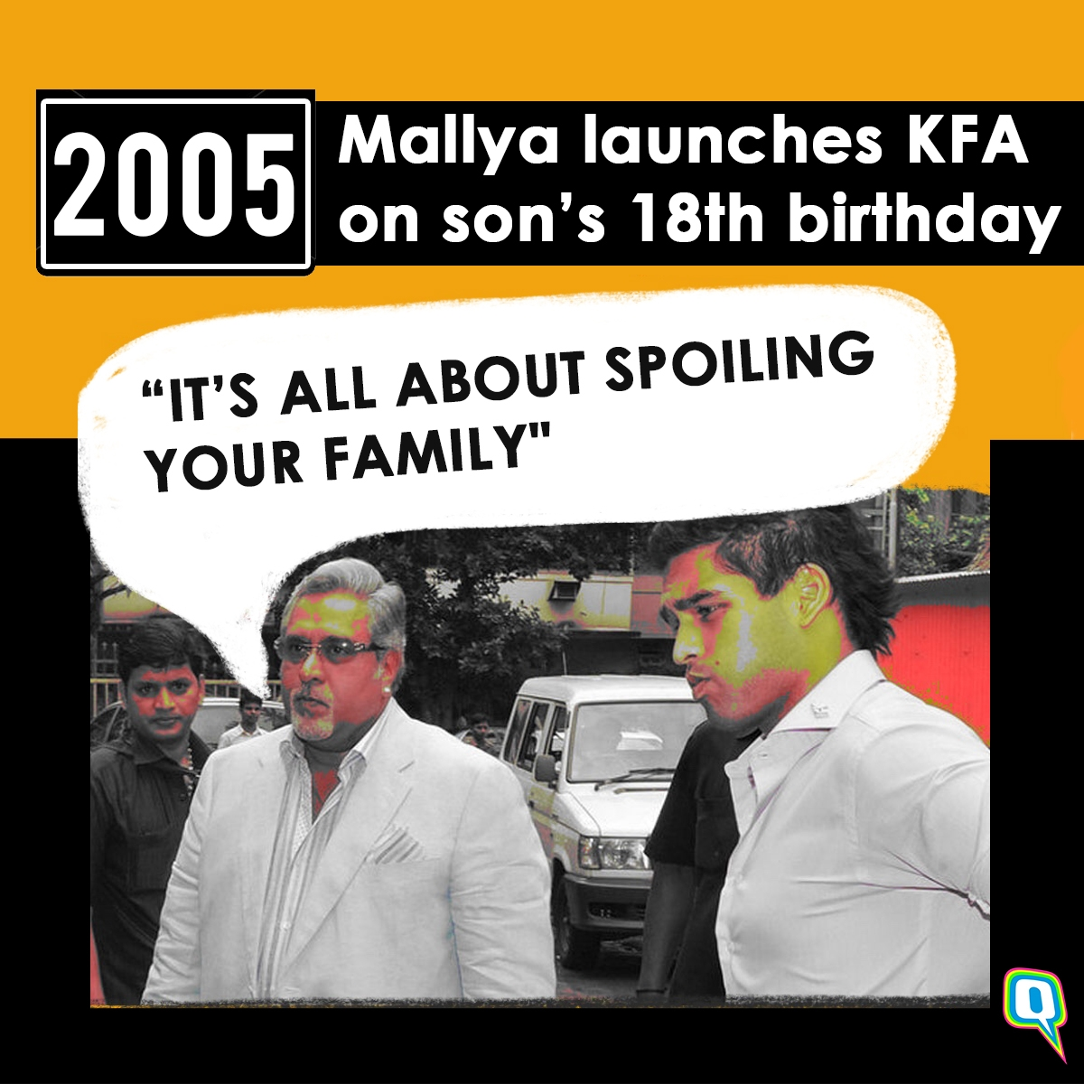 Extradition Is Coming: How Mallya Lost His Crown of Good Times