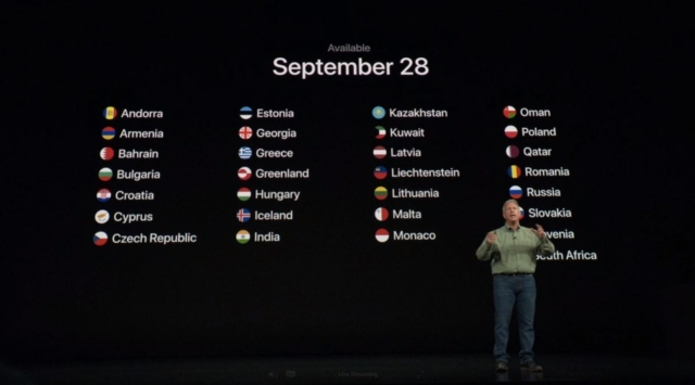 The iPhone XS will come to India by end of this month.