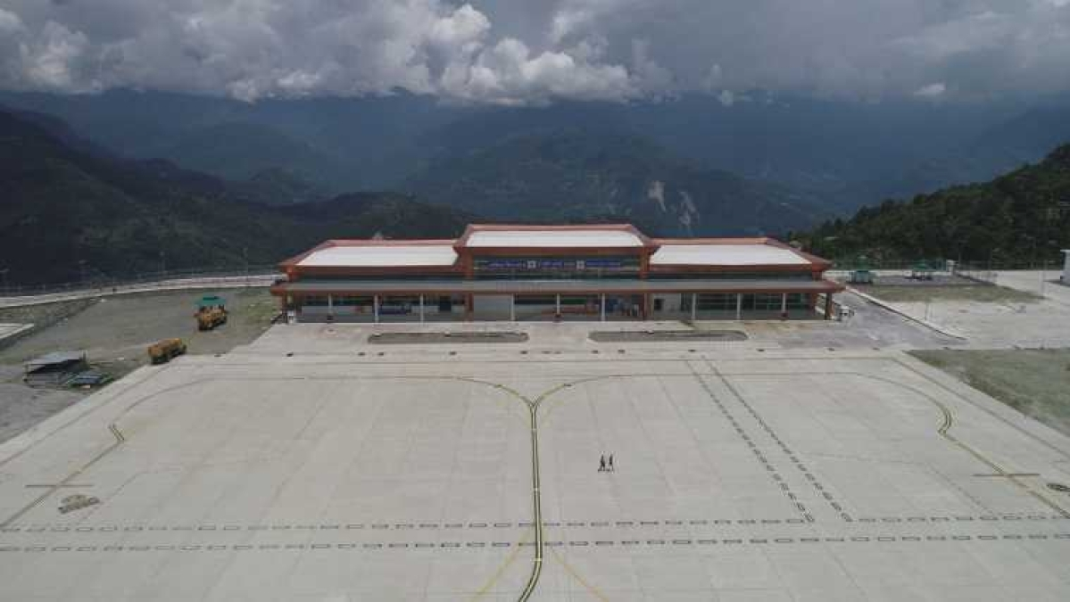 Resultado de imagen para Pakyong Airport