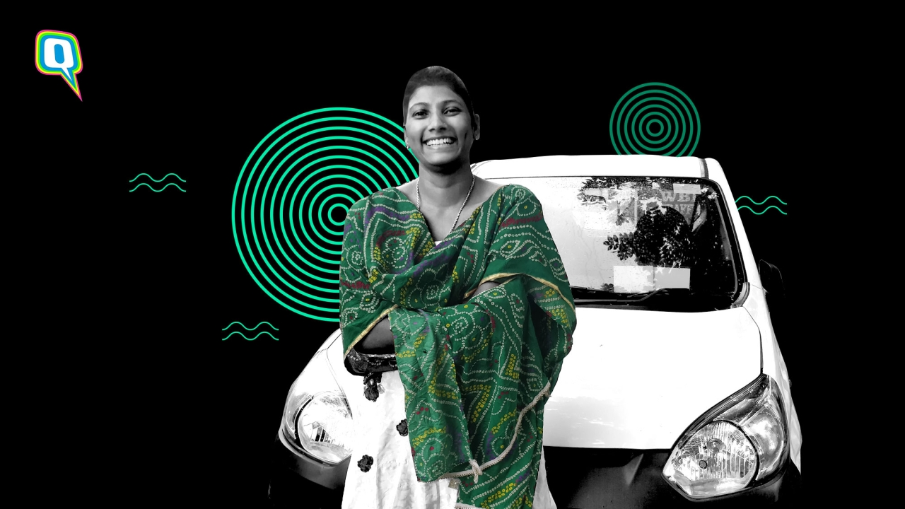 Think Women Can't Drive? Meet Kolkata's Only Female Uber Driver