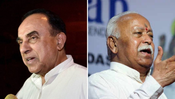 RSS, Subramanian Swamy Call Homosexuality 'Unnatural' & 'Disorder'