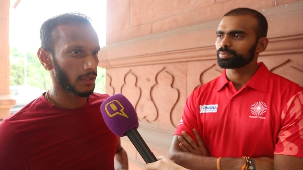 SV Sunil and PR Sreejesh speak to The Quint after winning a bronze at the Asian Games.