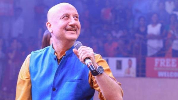 Anupam Kher wonders why great films on India are being made only by foreigners.