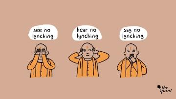 "UP CM Yogi Adityanath says, ""There has been no incident of lynchings in Uttar Pradesh."""