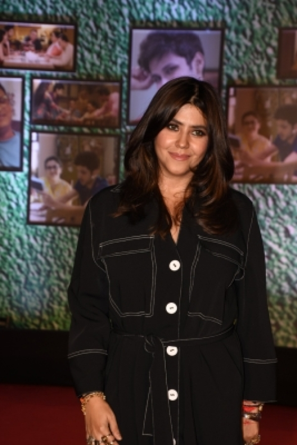 Producer Ekta Kapoor. (Photo: IANS)
