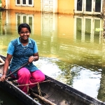 The people of Kerala have shown amazing grit and perseverance, teaching a lesson to the people in India on how to cope with a disaster and move on.