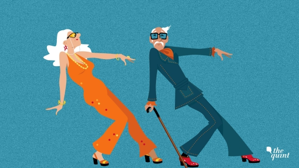 Dance Like Nobody's Watching – As Long as Age Is On Your Side?