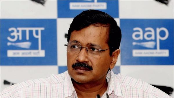Delhi CM Arvind Kejriwal file photo.