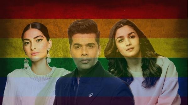 Sonam Kapoor, Karan Johar and Alia Bhatt are among celebs who reacted to the Section 377 verdict.
