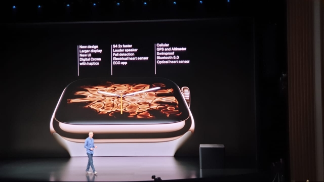 Feature-laden Apple Watch Series 4 does everything now.