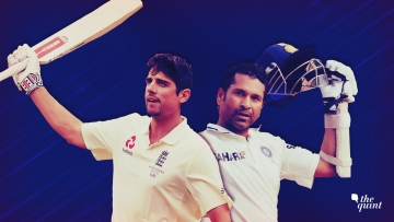 Alastair Cook has 12,254 Test runs against his name, which is 3,667 short of Tendulkar's tally of 15,921.