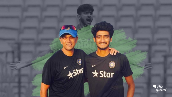 Khaleel Ahmed will be making his India debut against Hong Kong at the Asia Cup.