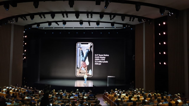 The new 6.5-inch sized iPhone is called the iPhone XS Max.