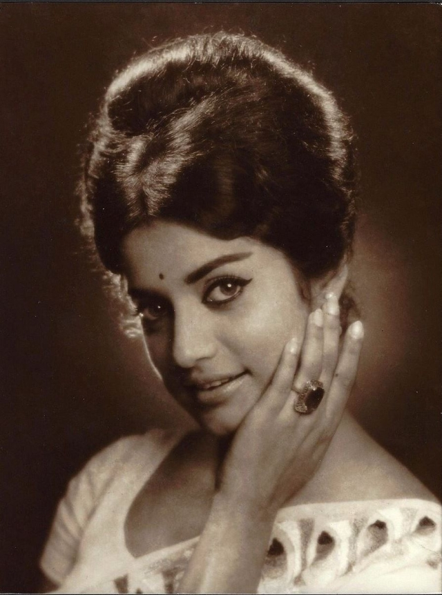 Rajshree acted in several Bollywood hits before quitting.