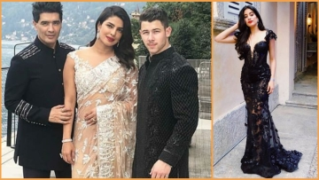 Priyanka, Sonam at Isha Ambani's Star-Studded Engagement in Italy