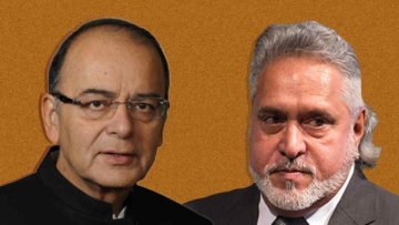 Mallya stirred a controversy by claiming he had met Finance Minister Arun Jaitley before fleeing India.