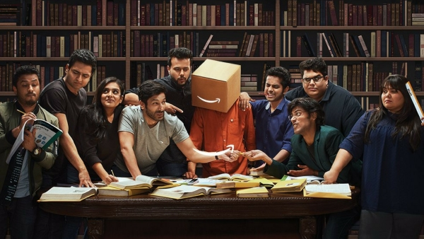 A promotional image of the reality comedy hunt series, <i>Comicstaan.</i>