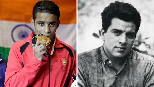 Asian Games Gold Medallist Amit Panghal Wants to Meet Dharmendra