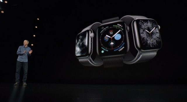 The new Apple Watch Series 4 is coming later this year.