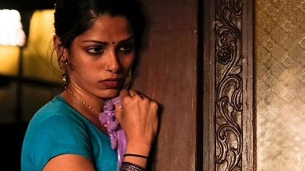 Freida Pinto stars in Tabrez Noorani's international film <i>Love Sonia.</i>