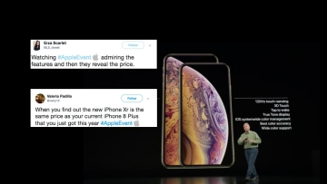 iPhone XS Phones Remind Twitter What Excess Really Looks Like!
