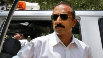 Sanjiv Bhatt was dismissed from the service in 2015.