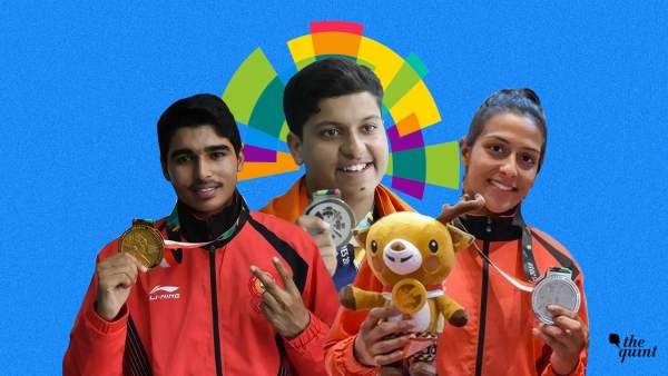 6 Teenage Champions Who Bagged Medals for India at Asian Games