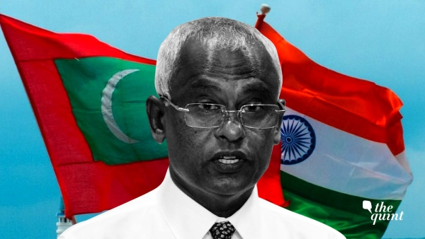 Maldives' Opposition Leader who won by a huge majority. Image used for representational purposes.