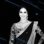 Sunny Leone AKA Karenjit Kaur nails a Sunny Paji 'Dubsmash'