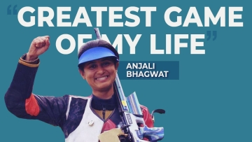 The former world number one rifle shooter Anjali Bhagwat recalls her 'Champion of Champions' win as part of The Quint's podcast series 'The Greatest Game of My Life'.