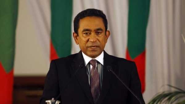Maldivian former president Abdulla Yameen. Photo used for representation.