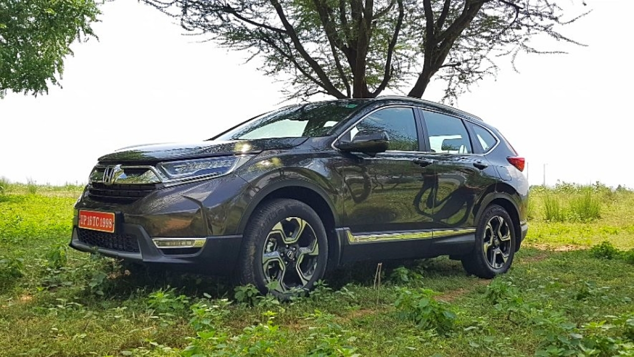 2018 Honda CR-V First Drive: Diesel Motor Can Change its Fortunes