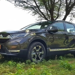 Honda's 2018 CR-V SUV Launches in India, Priced at Rs 28.15 Lakh