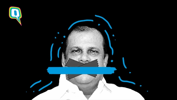 "PC George, the Kerala MLA who called the survivor a ""prostitute"", and was shut on Twitter through a #ShutYourMouthCampaign"