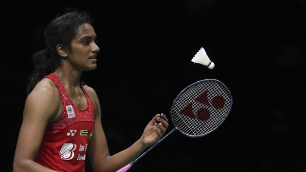 PV Sindhu has entered the quarter-finals of the China Open badminton tournament.