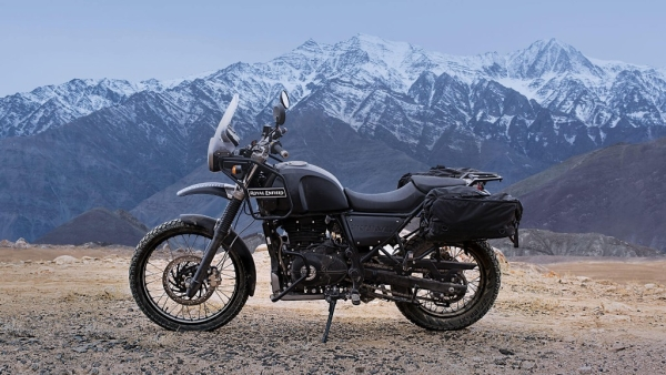 The new Royal Enfield Himalayan comes with ABS.