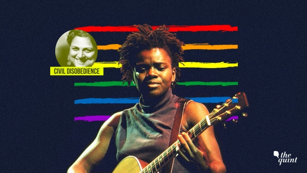 Image of iconic singer Tracy Chapman, who was gay, used for representational purposes.