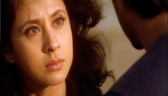 Urmila Matondkar in a still from <i>Pyaar Tune Kya Kiya</i>.