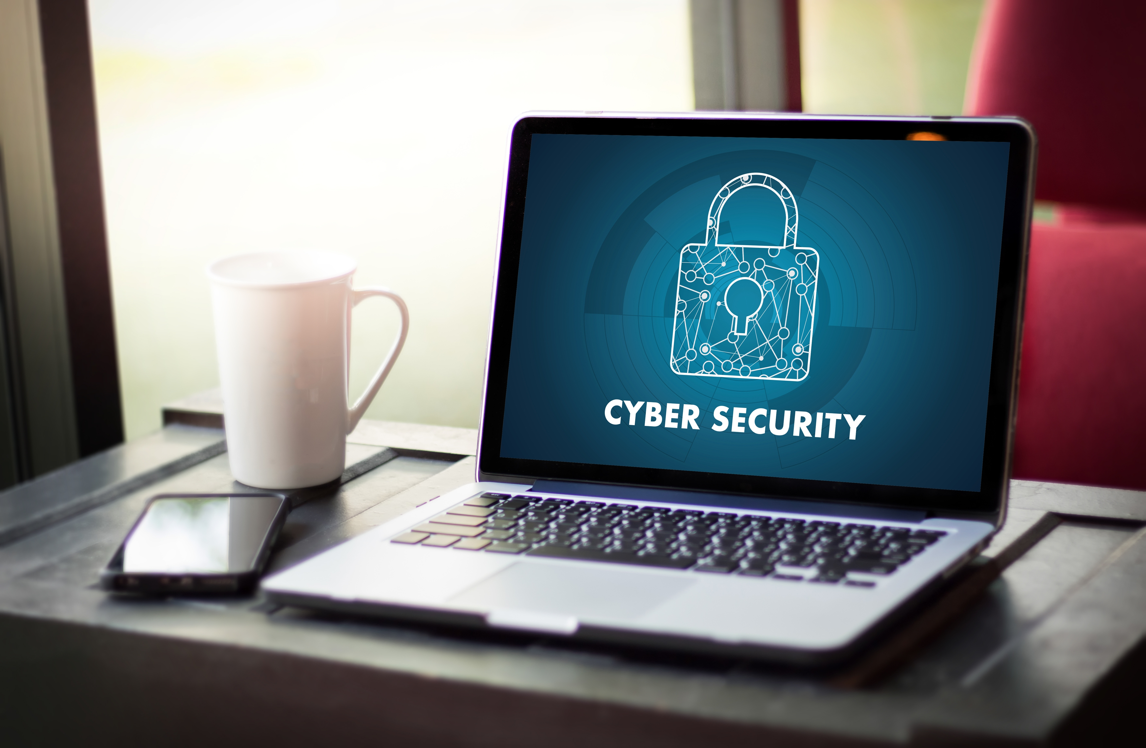 Your cyber security is in your hands.