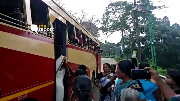 Sabarimala Row: Women Protesters Dragged Me Out of the Bus