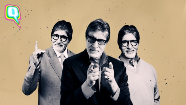 Amitabh Bachchan dialogues dubsmashed in real life