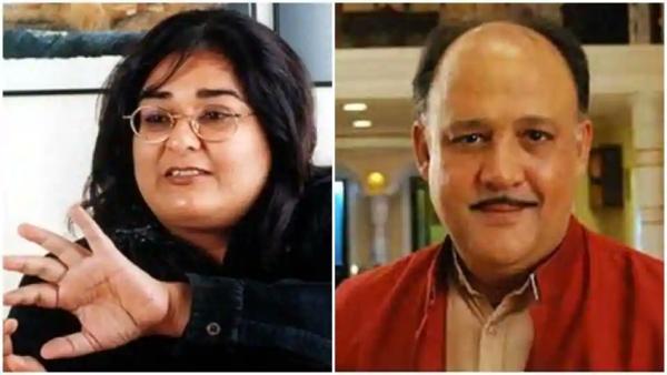 Vinta Nanda and Alok Nath.